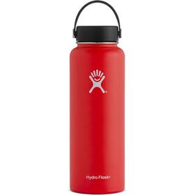 Hydro Flask Wide Mouth Flex Bottle 1180ml Lava